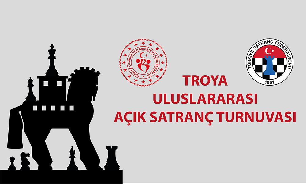 27. Troya Uluslararası Açık Satranç Turnuvası